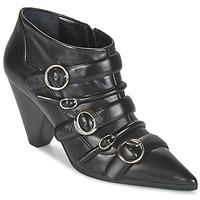 鞋子 女士 短靴 Sonia Rykiel 索尼亚·里基尔 SOLOUMI 黑色