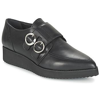 鞋子 女士 德比 Sonia Rykiel 索尼亚·里基尔 SOLIMOU 黑色