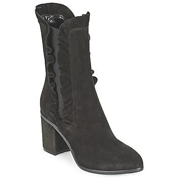 鞋子 女士 短靴 Sonia Rykiel 索尼亚·里基尔 CARAMINA 黑色