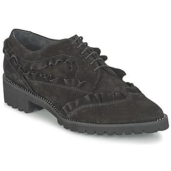 鞋子 女士 德比 Sonia Rykiel 索尼亚·里基尔 CARACOMINA 黑色