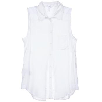 衣服 女士 襯衣/長袖襯衫 BCBGMAXAZRIA 616953 白色