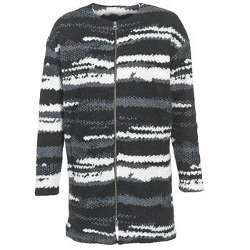 衣服 女士 大衣 Bench 奔趣 EVENING 黑色 / 白色 / 灰色