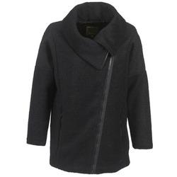 衣服 女士 大衣 Bench 奔趣 SECURE 黑色