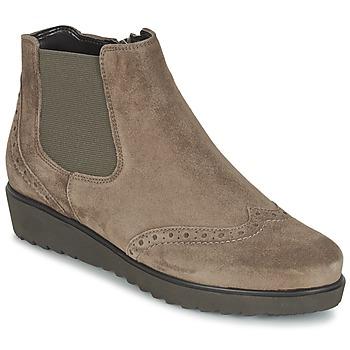 鞋子 女士 短靴 Ara ZIMLA 棕色