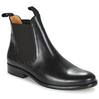 鞋子 男士 短筒靴 Brett & Sons LOUVAL 黑色