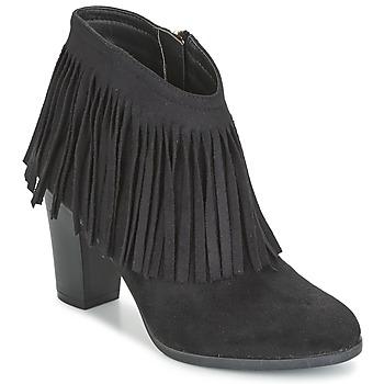 鞋子 女士 短靴 Elue par nous VOPBIL 黑色