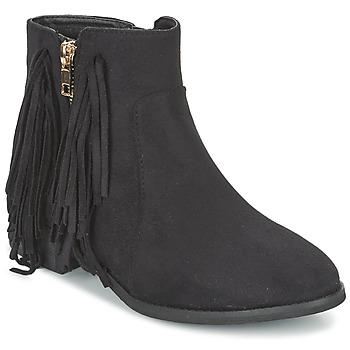 鞋子 女士 短筒靴 Elue par nous VOPFOIN 黑色