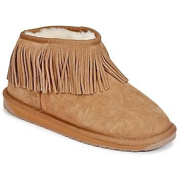 鞋子 女士 短筒靴 EMU WATERFALL 棕色