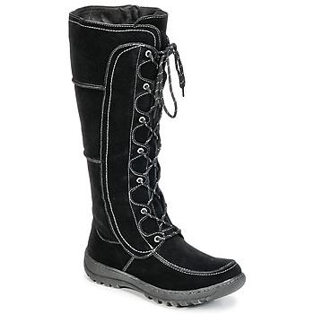 鞋子 女士 都市靴 Wildflower MORIA 黑色