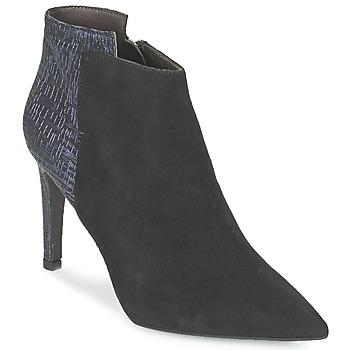 鞋子 女士 短靴 Perlato GUELOME 黑色