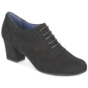 鞋子 女士 短靴 Perlato HELVINE 黑色