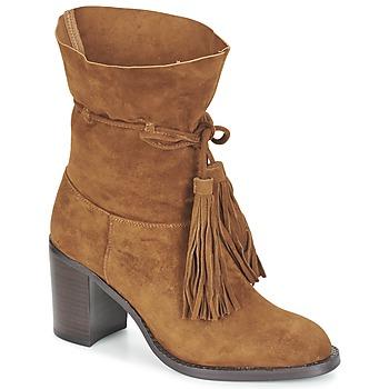 鞋子 女士 短靴 Jeffrey Campbell LAFORGE 駝色