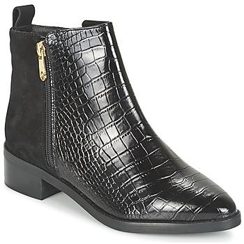 鞋子 女士 短筒靴 KG by Kurt Geiger SABRE 黑色