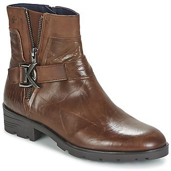 鞋子 女士 短筒靴 Dorking NALA 棕色