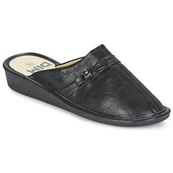 鞋子 女士 拖鞋 DIM CLUBA 黑色