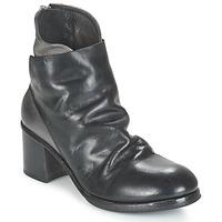 鞋子 女士 短靴 Moma BOLIO 黑色