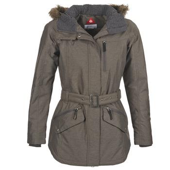 衣服 女士 棉衣 Columbia 哥伦比亚 CARSON PASS™ II JACKET 灰褐色