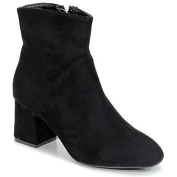 鞋子 女士 短靴 Spot on ELOUNDI 黑色