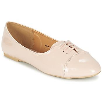 鞋子 女士 平底鞋 Spot on ASKINA 玫瑰色