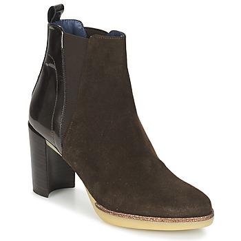 鞋子 女士 短靴 Spiral LUPE-1.3 棕色