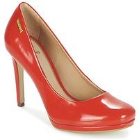 鞋子 女士 高跟鞋 Dumond LOUBAME 红色