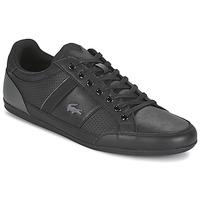 鞋子 男士 球鞋基本款 Lacoste CHAYMON 316 1 黑色