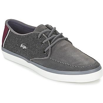 鞋子 男士 船鞋 Lacoste SEVRIN 316 3 灰色