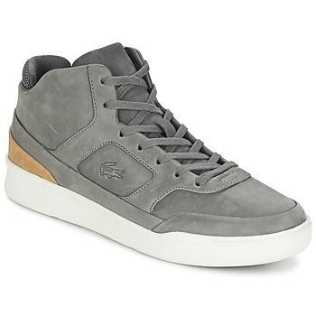 鞋子 男士 高帮鞋 Lacoste EXPLORATEUR MID 316 2 灰色
