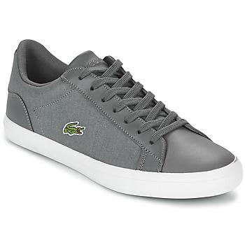 鞋子 男士 球鞋基本款 Lacoste LEROND 316 1 灰色