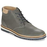 鞋子 男士 短筒靴 Lacoste MONTBARD CHUKKA 416 1 灰色
