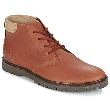 鞋子 男士 短筒靴 Lacoste MONTBARD CHUKKA 416 1 棕色