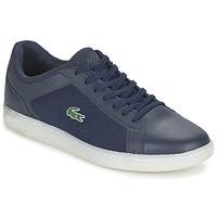 鞋子 男士 球鞋基本款 Lacoste ENDLINER 416 1 蓝色