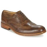 鞋子 男士 德比 Hudson KEATING CALF 棕色