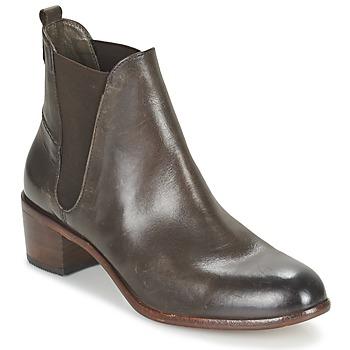 鞋子 女士 短靴 Hudson COMPUND CALF 棕色