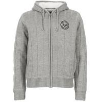 衣服 男士 羊毛开衫 Schott DUNLIN 灰色