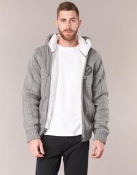 衣服 男士 羊毛衫 Schott DUNLIN 灰色