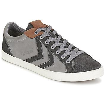 鞋子 球鞋基本款 Hummel DEUCE COURT WINTER 灰色