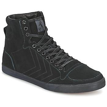 鞋子 高帮鞋 Hummel TEN STAR TONAL HIGH 黑色