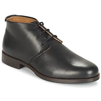 鞋子 男士 短筒靴 M. Moustache EDMOND 黑色