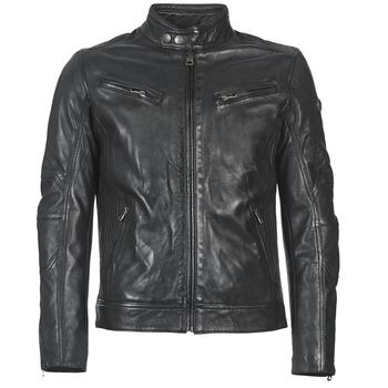 衣服 男士 皮夹克/ 人造皮革夹克 Redskins LYNCH 黑色