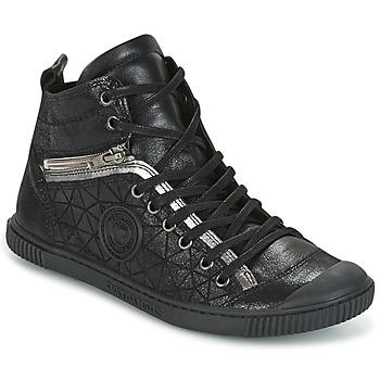 鞋子 女士 高帮鞋 Pataugas BANJOU 黑色
