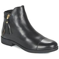 鞋子 女孩 短筒靴 Geox 健乐士 AGATE 黑色