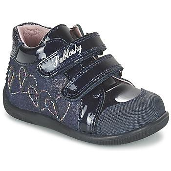 鞋子 女孩 高帮鞋 Pablosky VANIDELLE 海蓝色