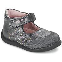 鞋子 女孩 平底鞋 Pablosky JOUBEK 灰色