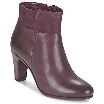鞋子 女士 短靴 Fred de la Bretoniere NAVAJO 波尔多红