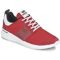 鞋子 球鞋基本款 Supra SCISSOR 红色