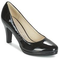 鞋子 女士 高跟鞋 Moony Mood FEROU 黑色 / 漆皮