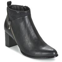 鞋子 女士 短靴 Moony Mood FOCAI 黑色