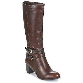 鞋子 女士 都市靴 Moony Mood FARANDO 棕色