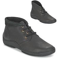 鞋子 女士 短筒靴 Arcus MOKALA 黑色